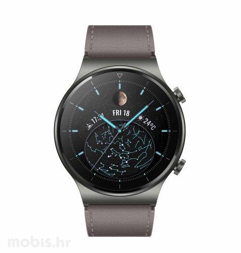Huawei Watch GT 2 Pro: sivi