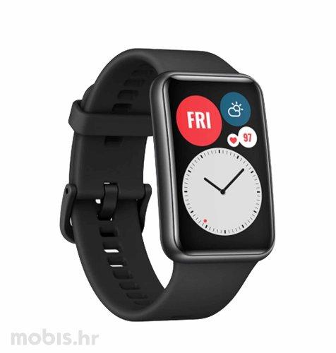 Huawei Watch Fit: crni