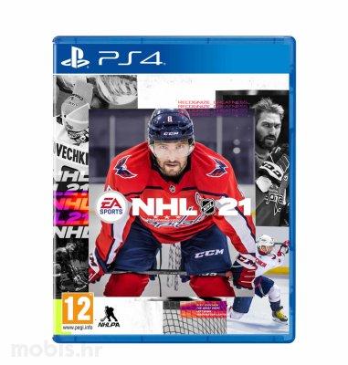 NHL 21 igra za PS4
