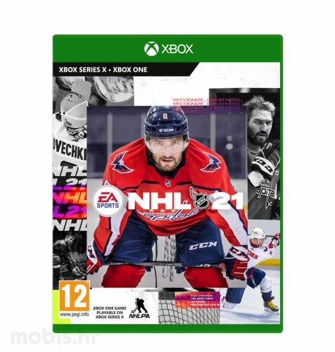 NHL 21 igra za Xbox One