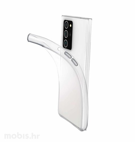 Cellular line silikonska zaštita za Samsung Galaxy Note 20