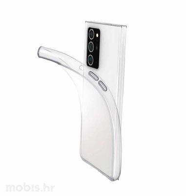 Cellular line silikonska zaštita za Samsung Galaxy Note 20 Ultra