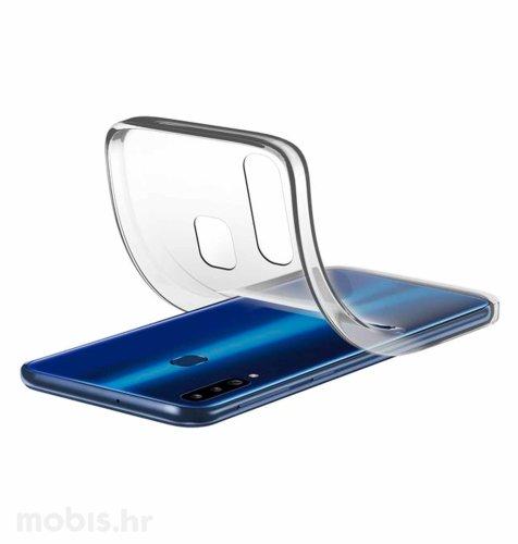 Cellularline silikonska maskica za Samsung A20S