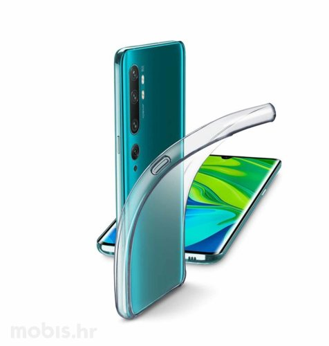 Cellular line silikonska zaštita za Xiaomi Mi Note 10/10 Pro