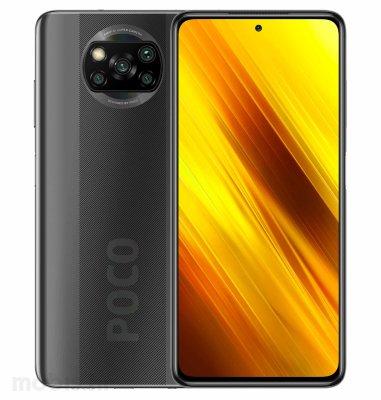 Xiaomi Poco X3 6GB/128GB: sivi
