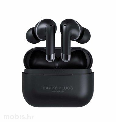 Happy Plugs Air1 Plus ANC bežične slušalice: crne