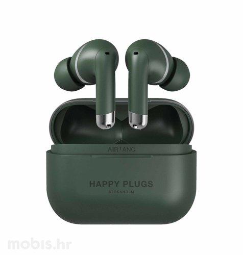 Happy Plugs Air1 Plus ANC bežične slušalice: zelene
