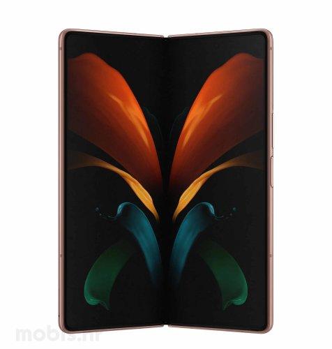 Samsung Galaxy Z Fold2 5G 12GB/256GB: mistično brončani