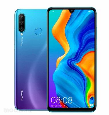 Huawei P30 lite 6GB/256GB Dual SIM: plavi