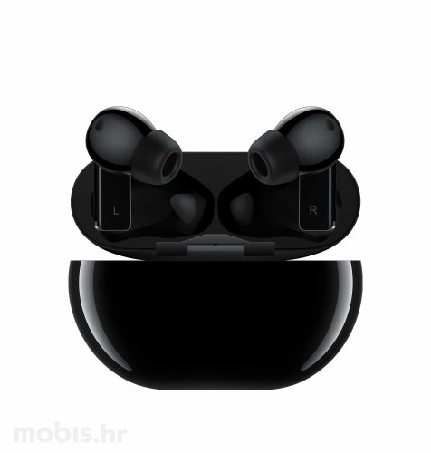 Huawei Freebuds Pro slušalice: crne