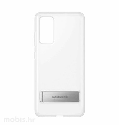 Zaštitna maska za Samsung Galaxy S20 FE: prozirna