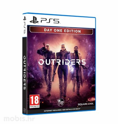 Outriders Day One Edition igra za PS4