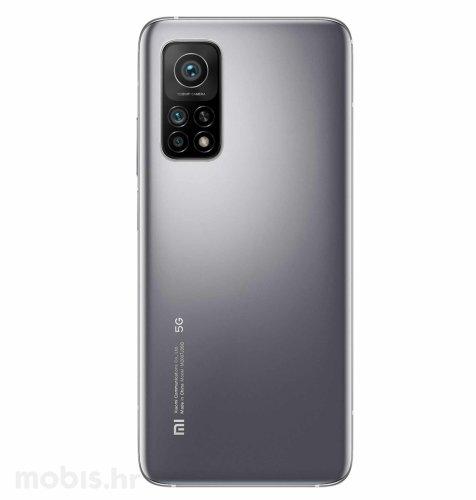 Xiaomi Mi 10T 6GB/128GB: srebrni + Xiaomi Basic slušalice