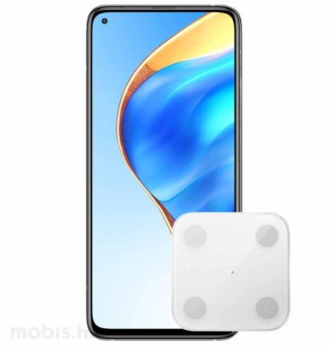 Xiaomi Mi 10T Pro 8GB/128GB: crni + Xiaomi Mi 2 pametna vaga