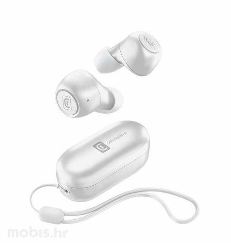 Cellular Line Tws Pick slušalice: bijele