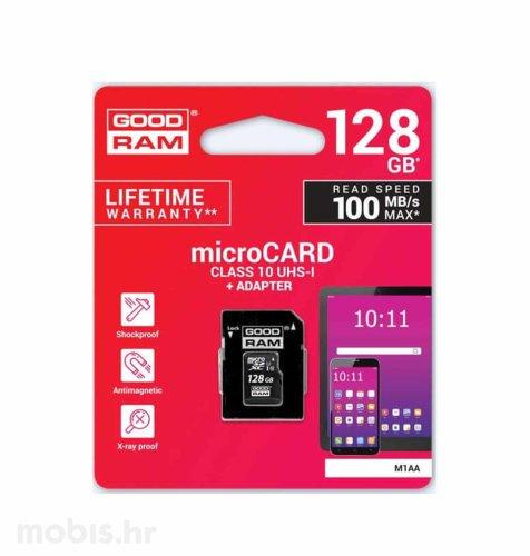 Good Ram SD Micro kartica 128GB