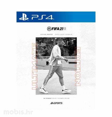 FIFA 21 Ultimate Edition igra za PS4
