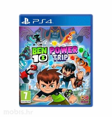 Ben 10: Power Trip igra za PS4