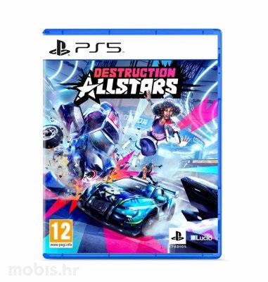 Destruction Allstars igra PS5