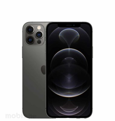 Apple iPhone 12 Pro 128GB: sivi