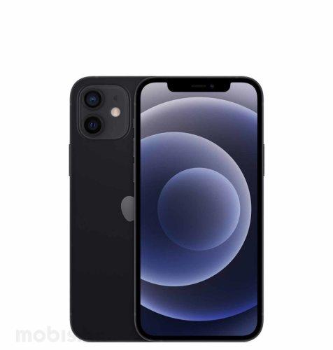 Apple iPhone 12 Mini 64GB: crni