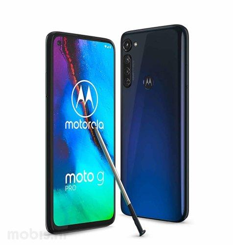 Motorola G Pro 4GB/128GB: plava