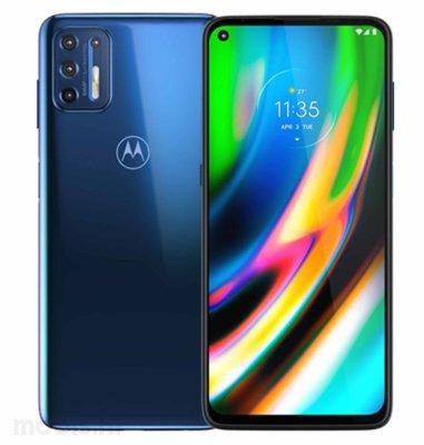 Motorola G9 Plus 4GB/128GB: plava
