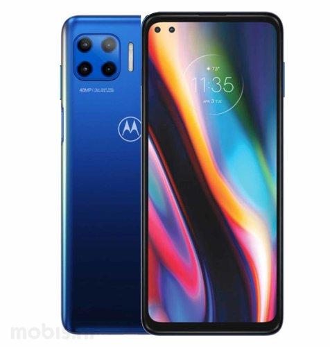 Motorola G 5G Plus 6GB/128GB: plava