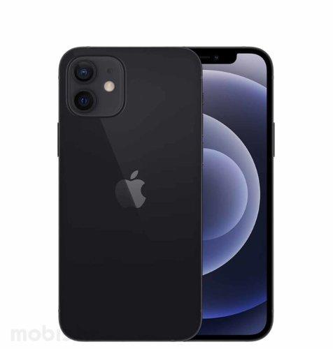 Apple iPhone 12 Mini 128GB: crni