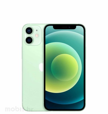 Apple iPhone 12 Mini 256GB: zeleni