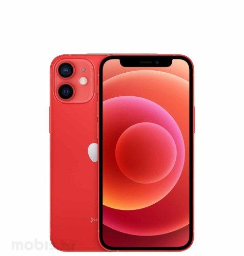 Apple iPhone 12 Mini 256GB: crveni