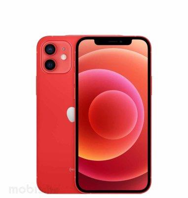 Apple iPhone 12 64GB: crveni