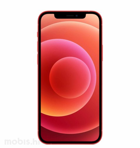 Apple iPhone 12 256GB: crveni