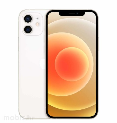 Apple iPhone 12 256GB: bijeli