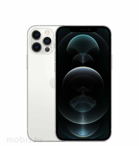 Apple iPhone 12 Pro 512GB: srebrni