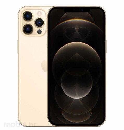 Apple iPhone 12 Pro Max 128GB: zlatni