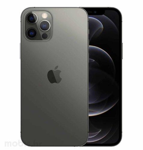Apple iPhone 12 Pro Max 256GB: sivi