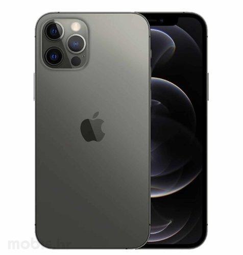 Apple iPhone 12 Pro Max 512GB: sivi
