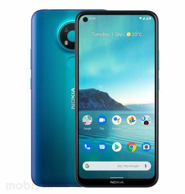 Nokia 3.4 3GB/64GB: plava