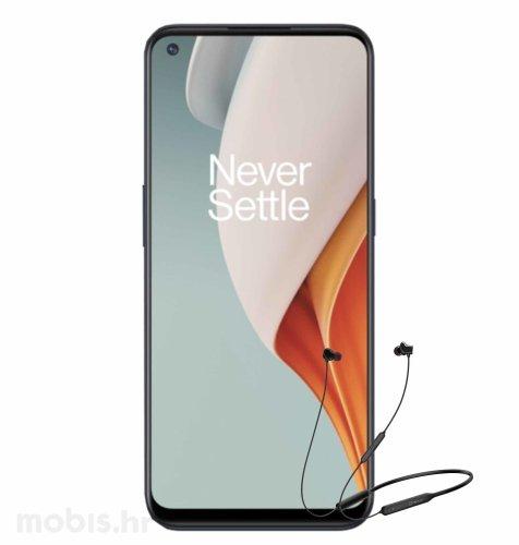 OnePlus Nord N100 4GB/64GB: sivi + OnePlus Bullet Z slušalice