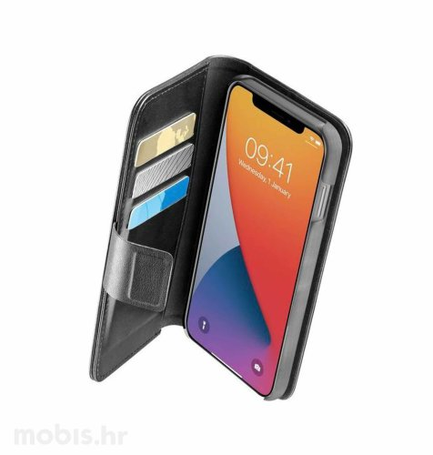 Cellularline preklopna maskica za iPhone 12 Pro Max