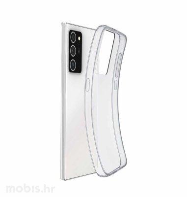 Cellular line silikonska zaštita za Samsung Note 20 Ultra