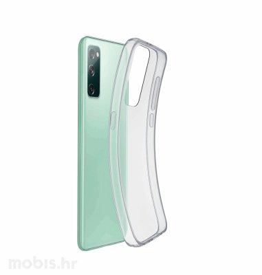 Cellularline silikonska zaštita za Samsung S20 FE