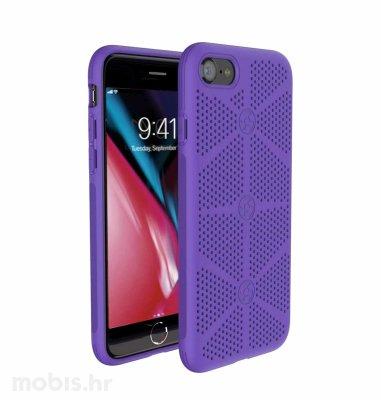 MaxMobile Style hole zaštita za iPhone 7/8/SE: ljubičasta