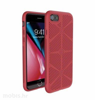 MaxMobile Style hole zaštita za iPhone 7/8/SE: crvena