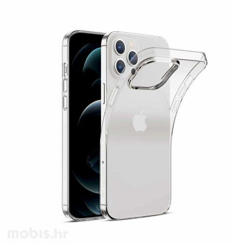 Max Mobile zaštita za iPhone 12/12 Pro: prozirna
