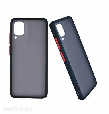 MaxMobile zaštita za iPhone 12 Mini: crna s crvenim tipkama