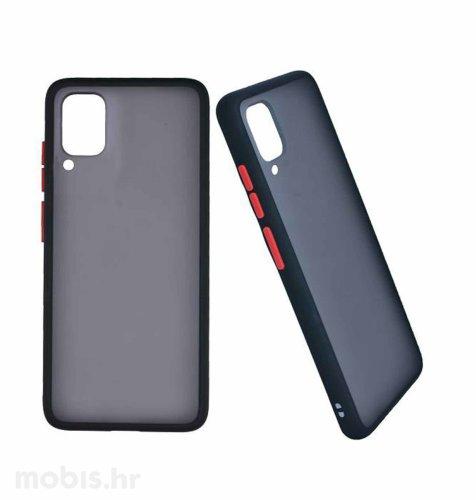 MaxMobile zaštita za iPhone 12/12 Pro: crna s crvenim tipkama