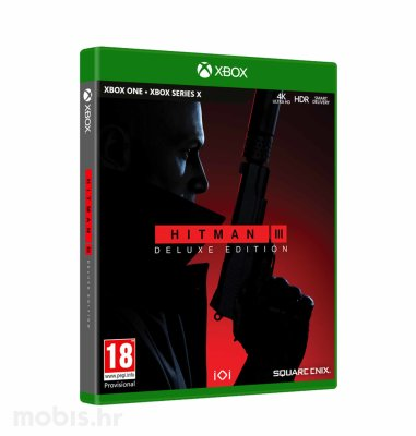 Hitman 3 Deluxe Edition igra za Xbox One