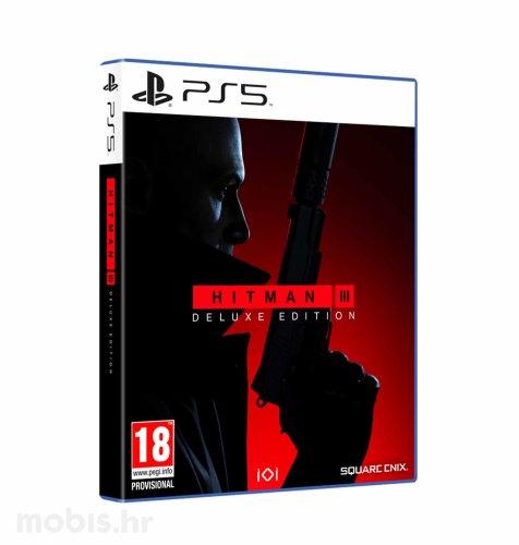 Hitman 3 Deluxe Edition igra za PS5